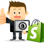 Shopify web shop